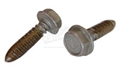 65-73 MUSTANG HEADLIGHT DIMMER SWITCH MOUNTING SCREWS - SET OF 2