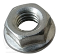 65-70 5/16 INCH FLANGE NUT ONLY - EACH STAINLESS STEEL