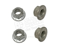 65-66 Mustang Upper Control Arm Mounting Nut Set