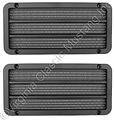 65-66 DOOR PANEL SPEAKER GRILLS-PAIR