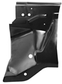 71-73 LH REAR FENDER APRON