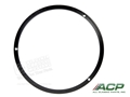 67-68 Headlight Door Trim Ring