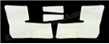 65-68 CONVERTIBLE QUARTER TRIM PADDING SET
