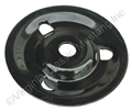 65-67 STYLED STEEL WHEEL SPARE MOUNTING PLATE