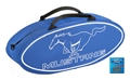 MUSTANG LOGO CANVAS TOTE BAG