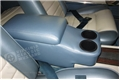 65-67 SADDLE CONSOLE *INDICATE COLOR* *FOR USE ON CAR WITH FACTORY CONSOLE*