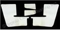 69-70 CONVERTIBLE QUARTER TRIM PADDING SET- PAIR