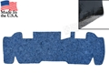 65-70 Mustang Sound Deadener / Heat Barrier / Underlayment - Fastback Under Rear Seat