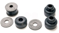 65-66 STRUT ROD BUSHING KIT WITH WASHERS EXACT STYLE