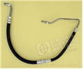 65 V8 EATON LONG POWER STEERING PRESSURE HOSE (REPRODUCTION)