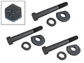 65-68 STEERING BOX TO FRAME MOUNTING HARDWARE KIT