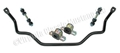 "65-66 1"" FRONT SWAY BAR KIT"