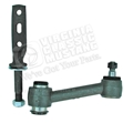 65-66 6 CYLINDER POWER STEERING  IDLER ARM WITH BRACKET