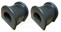65-66 GT350 ONE INCH RUBBER SWAY BAR BUSHINGS - SET OF 2