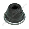 65-66 TIE ROD DUST BOOT WITH METAL RING V8 MODEL