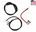 68-69 428CJ BATTERY AND STARTER CABLE SET
