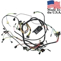 64 1/2  UNDER DASH WIRING HARNESS (1 SPEED WIPERS)