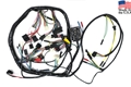 68 UNDERDASH WIRING HARNESS FOR CAR EQUIPPED W/O TACH AND W/FOG LAMPS
