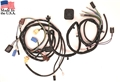 70 WITH SPORT LAMPS - EARLY HEADLAMP WIRING HARNESS - BEFORE 10-15-69