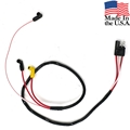 69-70 BOSS 302 ENGINE GAUGE FEED WIRING HARNESS