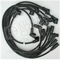65-67 289 Steel Core Marked Spark Plug Wire Set - Correct Markings but Radio Resistance Wire