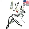 69-70 SHELBY DRIVING LIGHT UNDER DASH INTERMEDIATE WIRING HARNESS