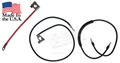 68-69 Mustang Battery and Starter Cable Set