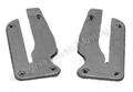 70 COUPE/CONVERTIBLE QUARTER PILLAR SEALS- PAIR