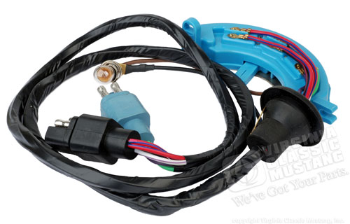 69-73 FMX NEUTRAL SAFETY SWITCH on