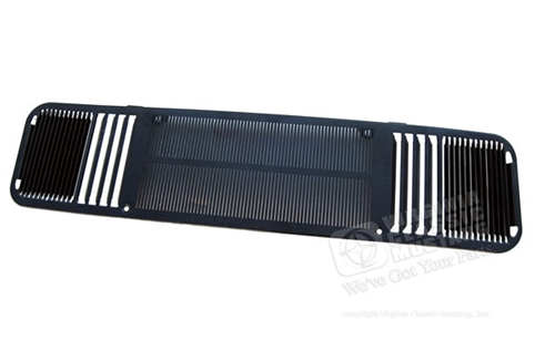 65 66 Mustang Dash Speaker And Defroster Vent Grill Cover