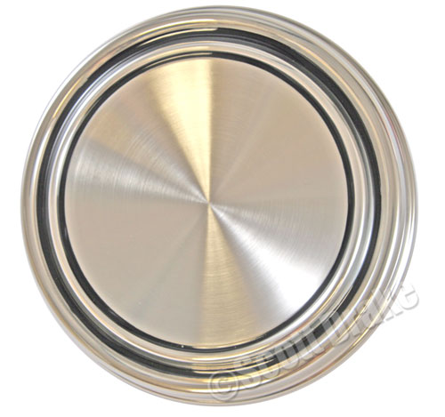 68-69 STANDARD WHEEL COVER FOR STYLED STEEL WHEEL   7 1/2 INCH DIAMETER