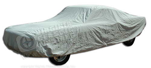 69-70 SHELBY FASTBACK STORMPROOF CAR COVER