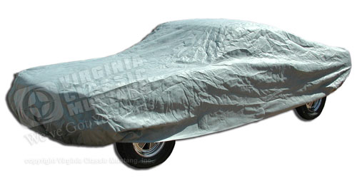 69-70 SHELBY FASTBACK MOSUM PLUS CAR COVER