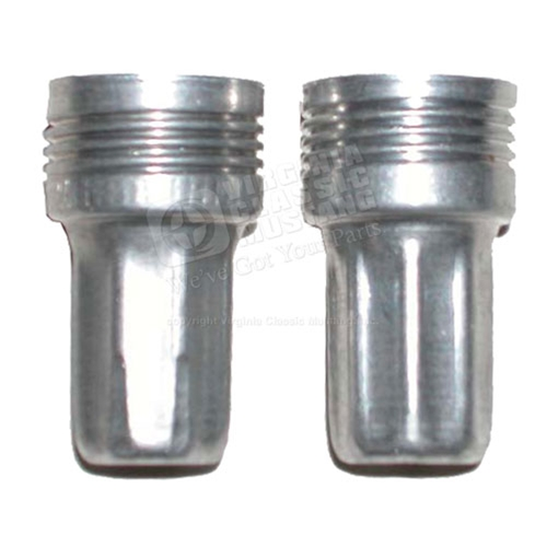 Air Conditioning Service Valve Bullet Cap Set - Set of 2