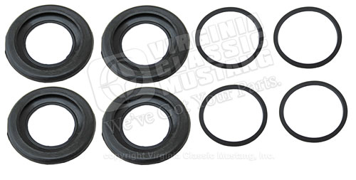 65-66 DISC BRAKE CALIPER SEAL KIT-ONE SIDE