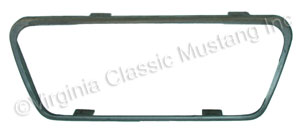 65 - 67 AUTOMATIC TRANSMISSION BRAKE PEDAL PAD TRIM