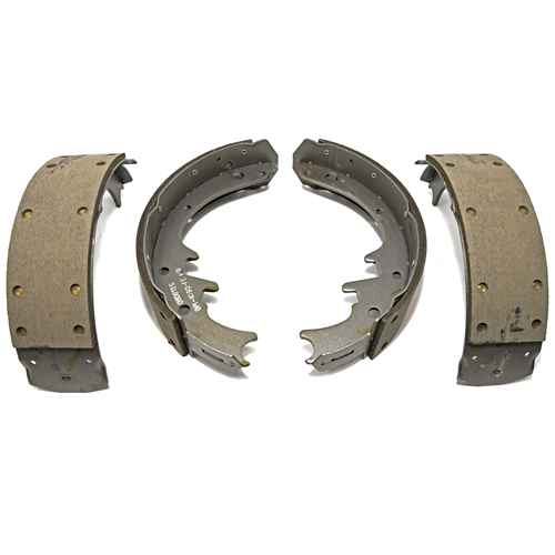 65-70  (65-66 GT350) Brake Shoes 10 x 2 1/2 Premium Professional Grade