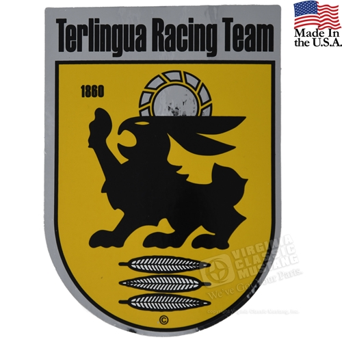 Terlingua Racing Team Decal