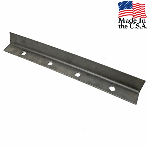 65-66 Export Brace Mounting Reinforcement Plate at Cowl - Even Spaced Holes