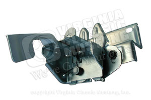 71-72 HOOD LATCH ASSEMBLY (73 RELEASE HANDLE IS DIFFERENT)