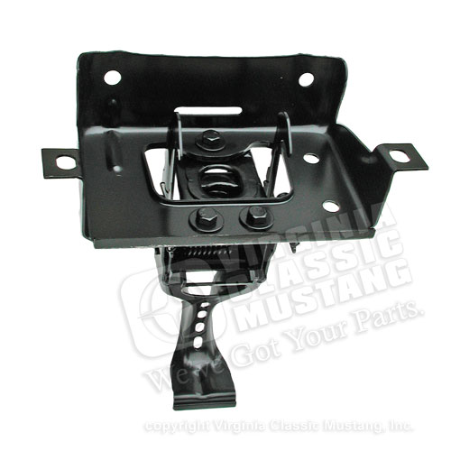 64 1/2-65 HOOD LATCH ASSEMBLY WITH BRACKET