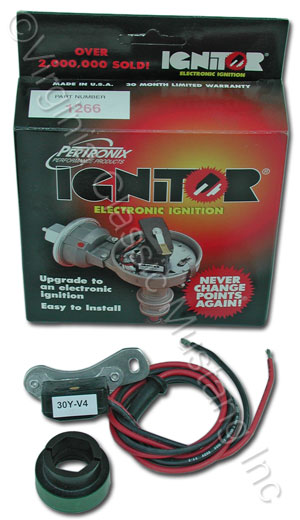 62-67 6 CYL WITHOUT SMOG- ELECTRONIC IGNITION KIT1266