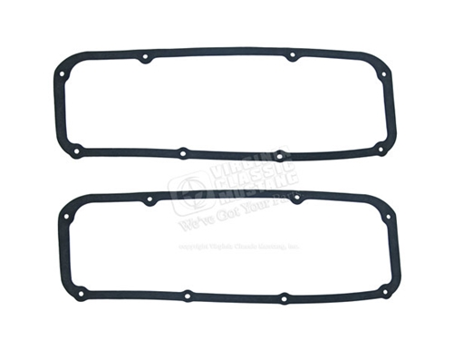 351C, Boss 302 Valve Cover Gaskets - Rubber - Pair