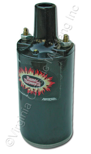 FLAME-THROWER II BLACK EPOXY COIL 45111