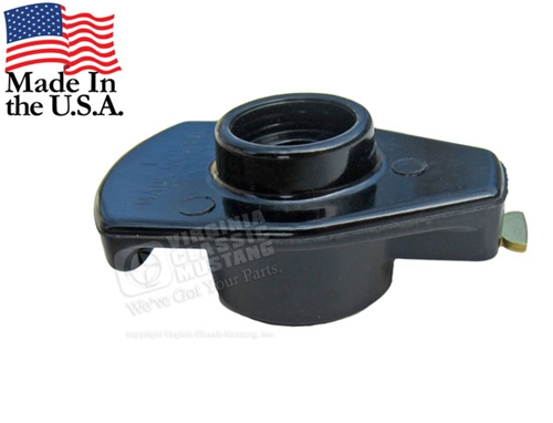 Distributor Rotor - 65-67 6 cylinder without smog