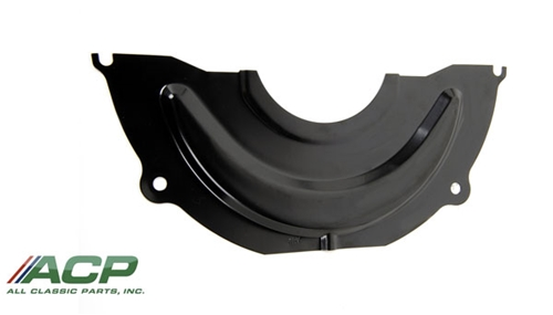 65-70 6 CYL AUTOMATIC TRANSMISSION INSPECTION PLATE