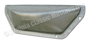 67-70 BIG BLOCK CLUTCH INSPECTION COVER- MANUAL TRANSMISSION
