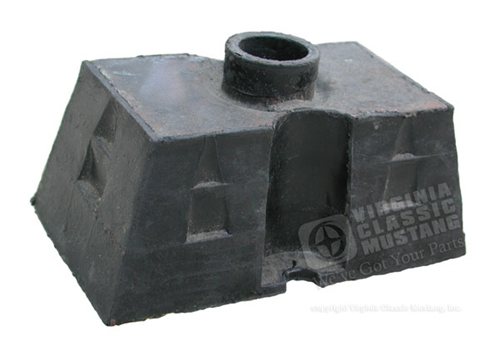 65 289 HIGH PERFORMANCE MOTOR MOUNT RUBBER BLOCK