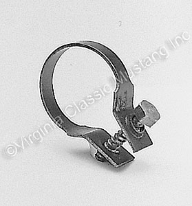 65-70 DUAL EXHAUST TAIL PIPE CLAMP