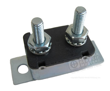 68 FOG LAMP CIRCUIT BREAKER